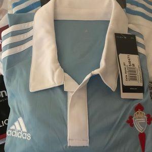 BNWT Adidas Celta Vigo Home Kit